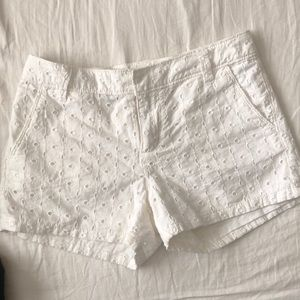 Old Navy White Girls Pattern Shorts (12)
